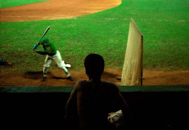 Havana's Latin American Stadium, Havana, Cuba, 1998
