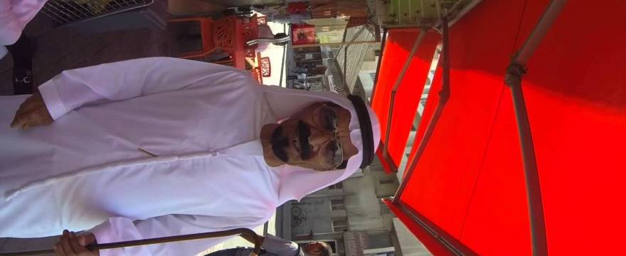 Dubai Street Photography GoPro POV with the Fujifilm X-T1 (Volume #1)