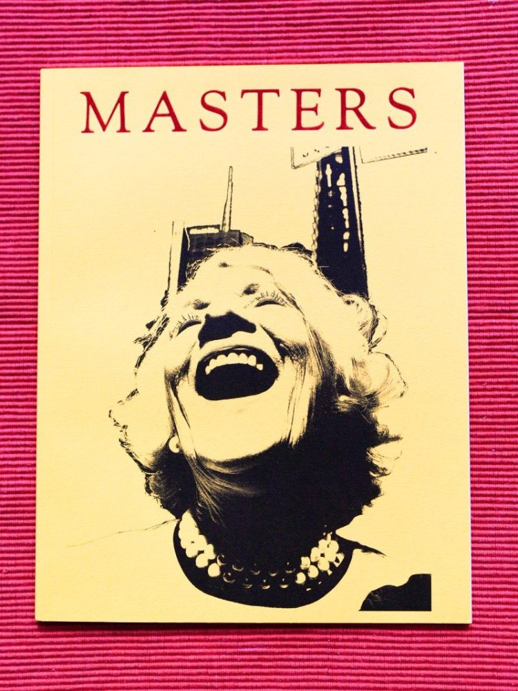 LEARN FROM THE MASTERS BOOK by HAPTICPRESS