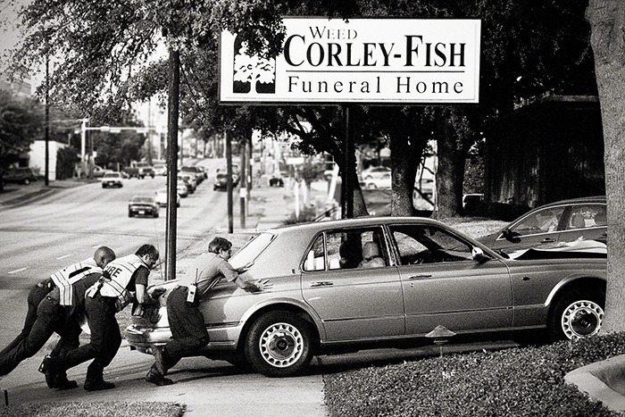 David Lykes Keenan / Funeral Home, Austin, 2008 (pg 85)