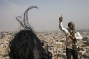 Stories Behind The Photos: Dimitris Makrygiannakis and Kaushal Parikh