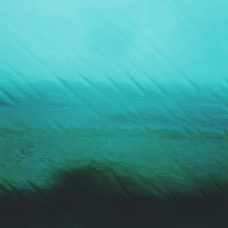 Rainy day. On the way to Incheon Airport, Korea.