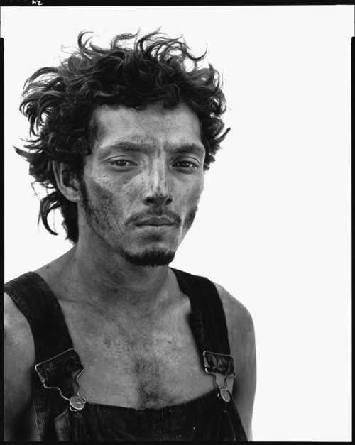 Roberto Lopez, Oil Field Worker, Lyons, Texas, September 28, 1980