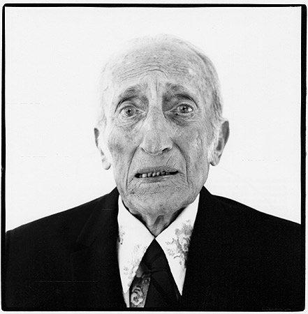 Jacob Israel Avedon -- Richard Avedon's father.