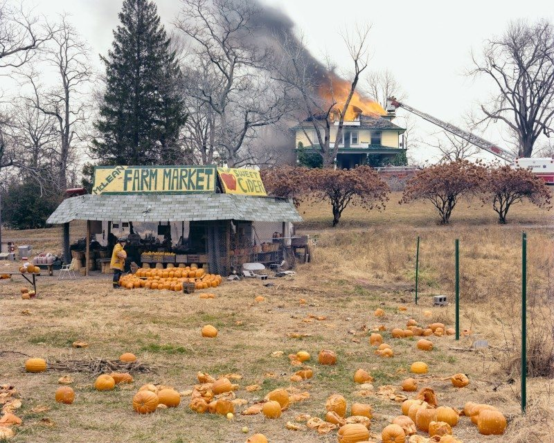 "McLean, Virginia, December 1978"" by Joel Sternfeld"