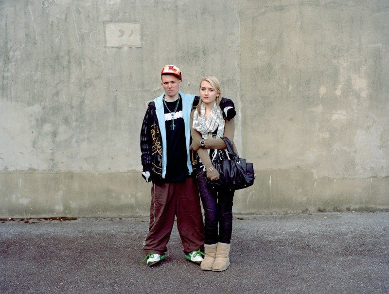 "From Laura Pannack's ""Young Love"" project."