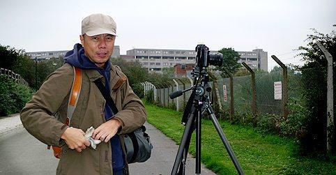 Naoya Hatakeyama in-action