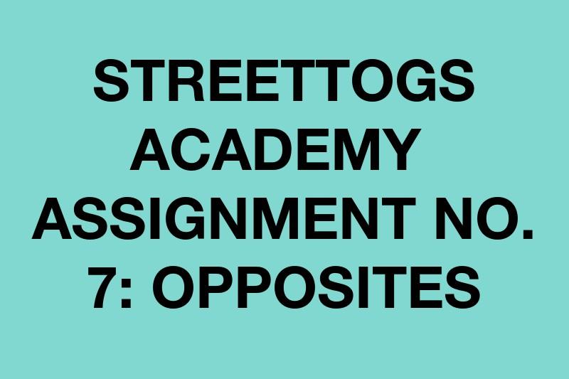 Streettogs Academy No. 7