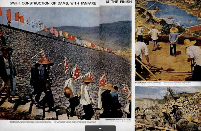 Rare color photos by Cartier-Bresson. Shot in China, 1958. You can see more photos here.