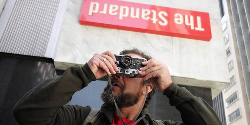 10 Lessons Blake Andrews Has Taught Me About Street Photography