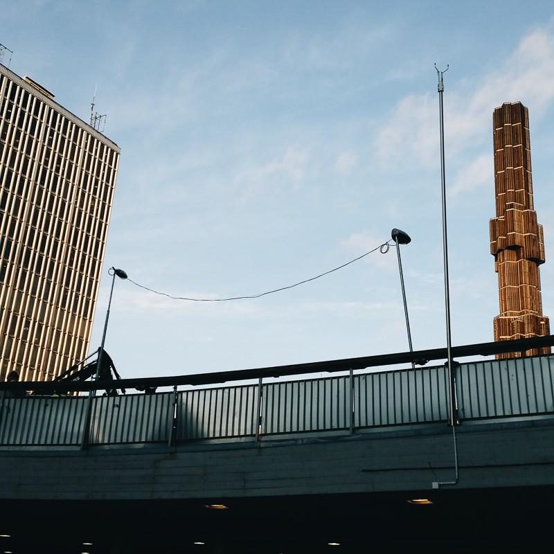 Stockholm, 2014. Shot on a