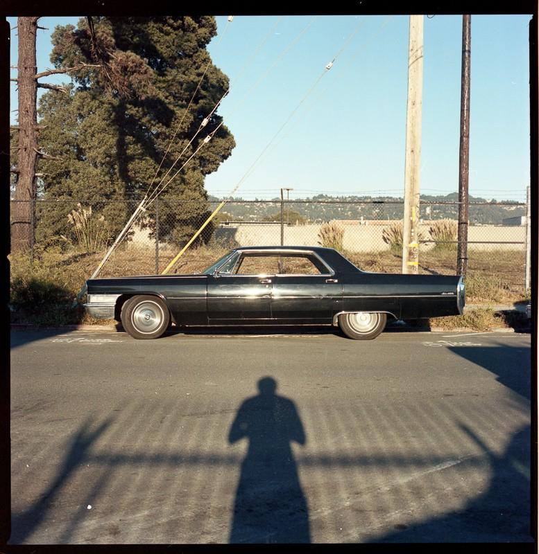 Berkeley, 2014. Shot on a Hasselblad 501c.