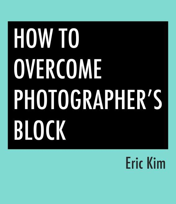 BIG - How to Overcome Photographer's Block - Cover