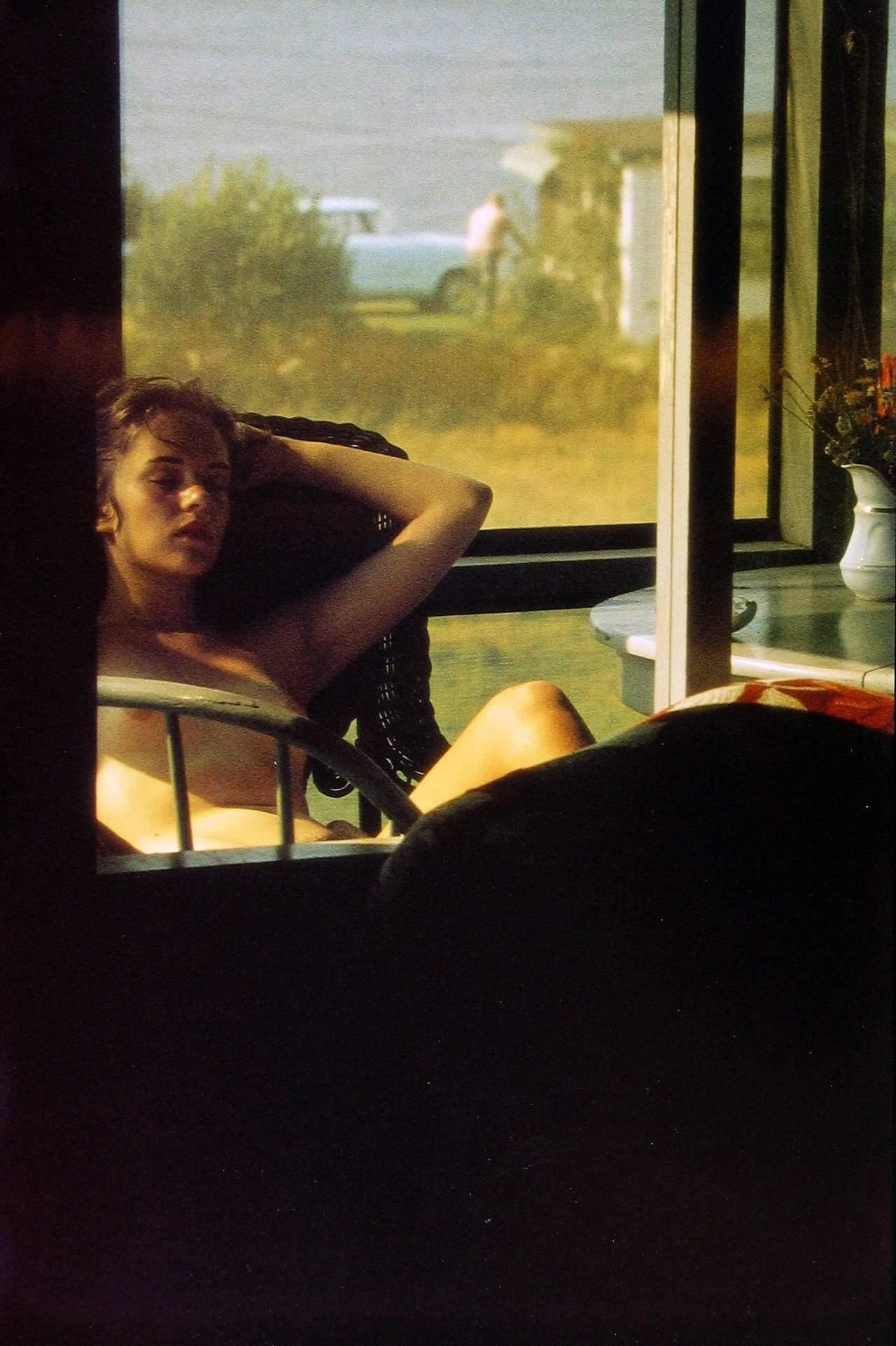 Saul Leiter / Lanesville, 1958,1958