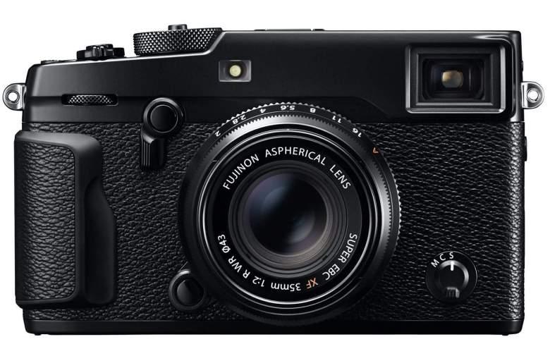 Fujifilm X-Pro 2 Front