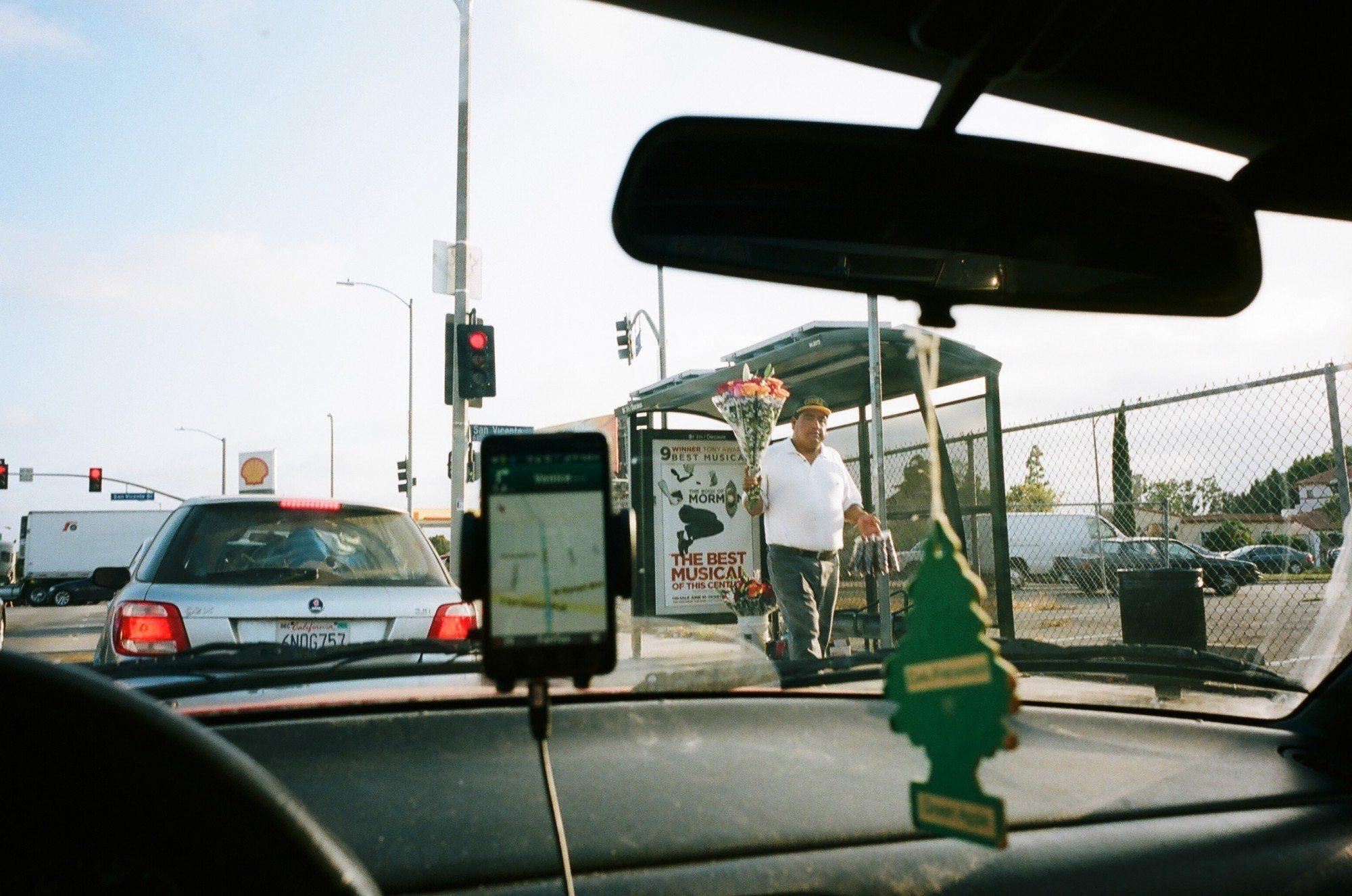 LA, 2013 #portra400