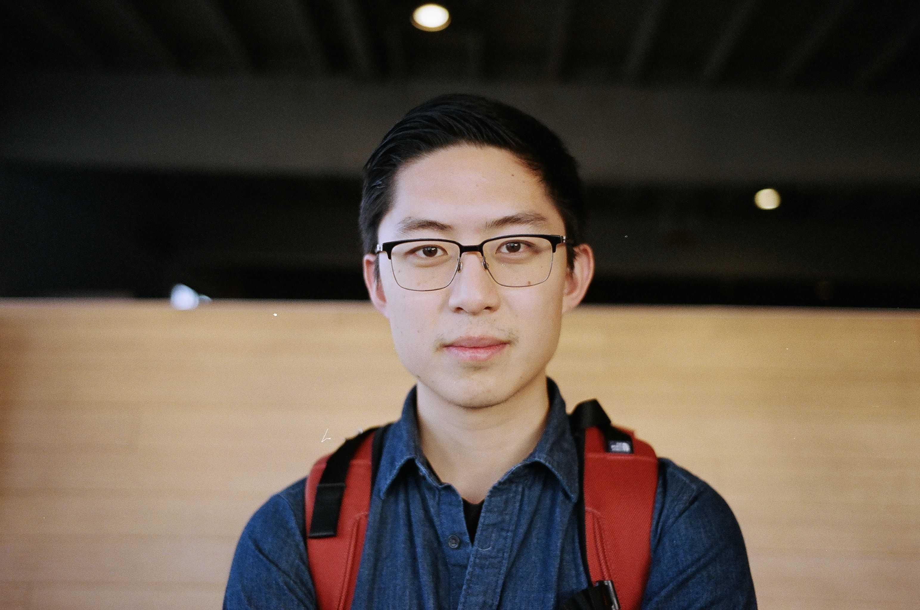 Portrait by Cindy A. Nguyen