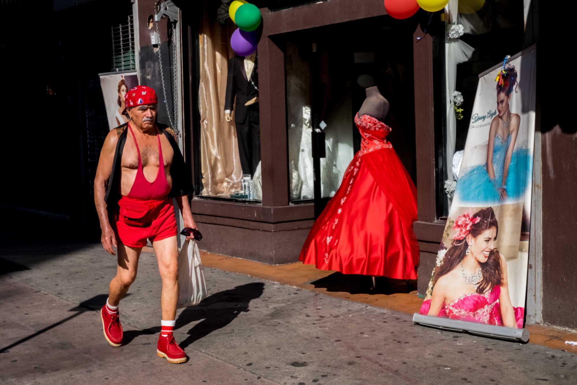 Student Photos: Downtown LA Discover Your Unique Voice in Street Photography Workshop 2016