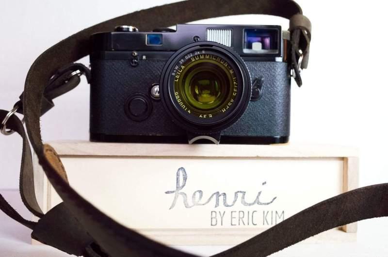 LEICA MP + 35mm f/2 Summicron + Yellow filter + HENRI NECK STRAP