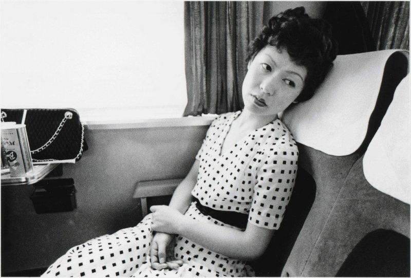 Sentimental Journey, 1971. Photo by Araki