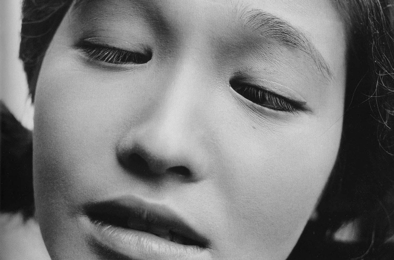 Shomei Tomatsu - Eiko Oshima 1961
