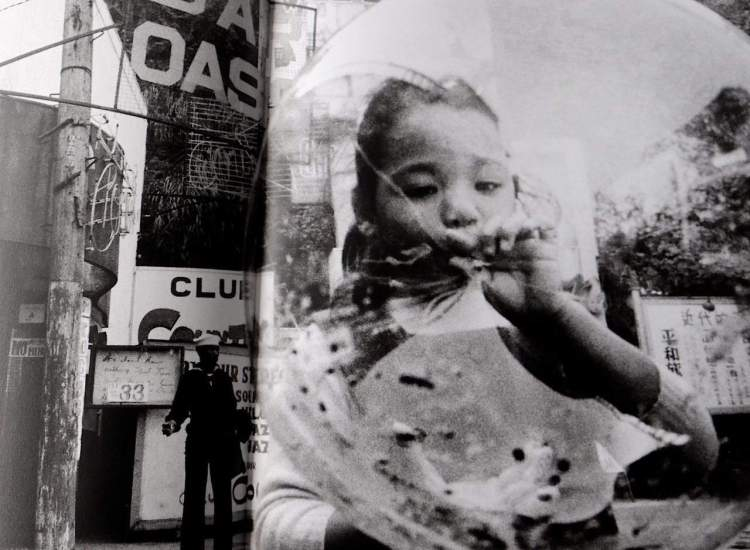 Shomei Tomatsu, Untitled from the series Chewing Gum and Chocolate, Yokosuka, 1959