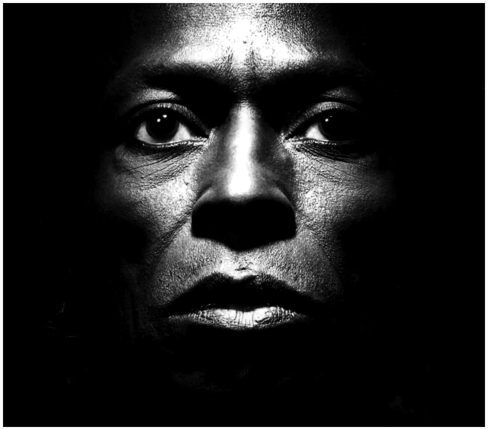 Miles Davis © Irving Penn Foundation