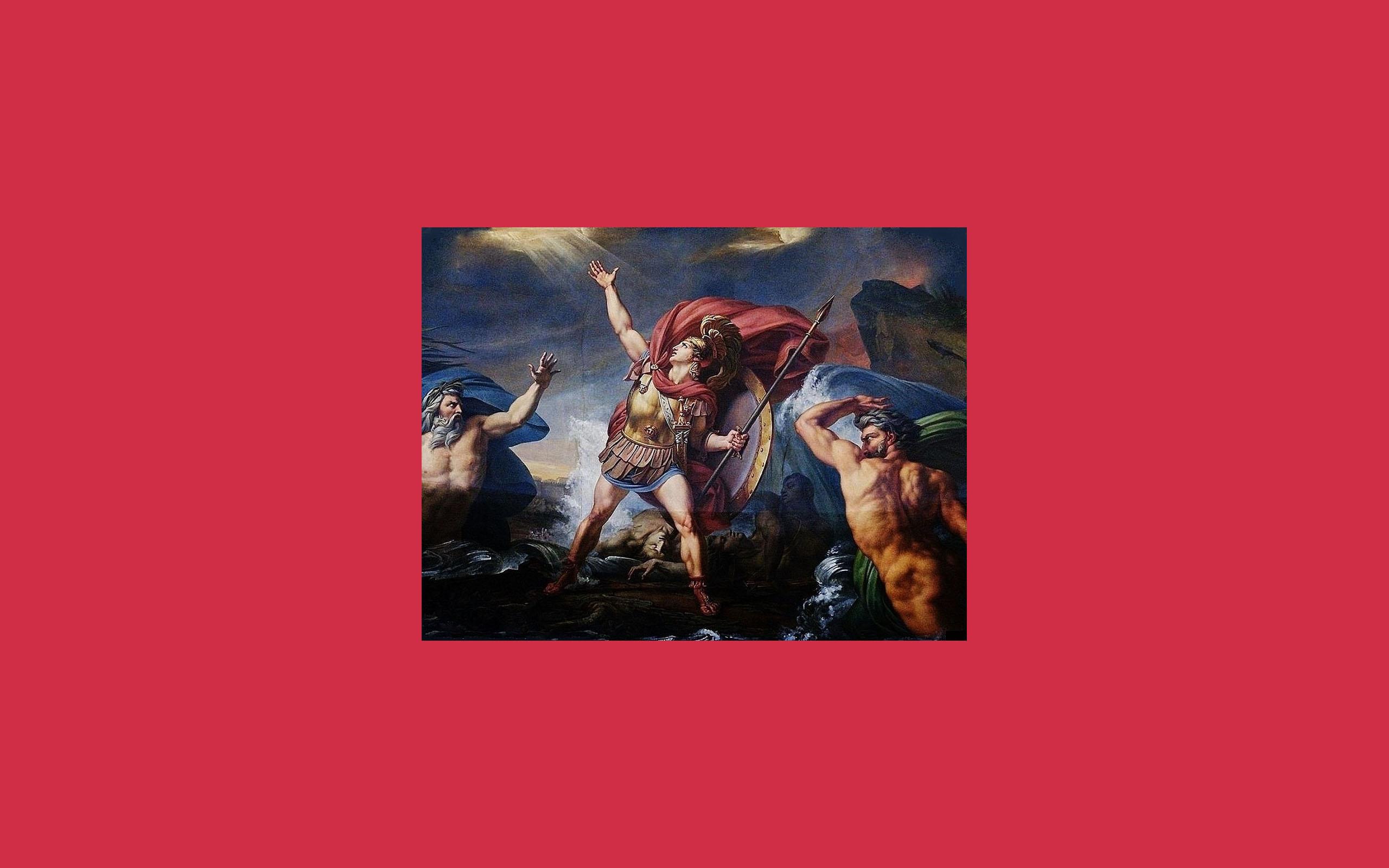 Achilles-wallpaper eric kim
