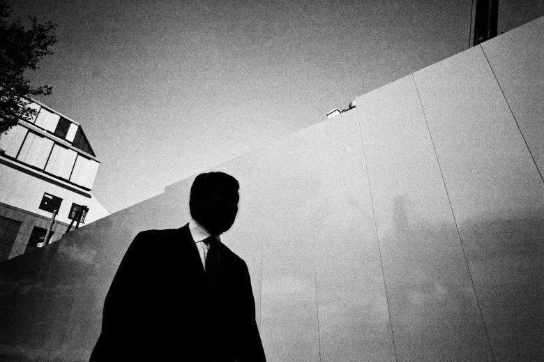 eric kim dark skies over tokyo street photography black and white monochrome