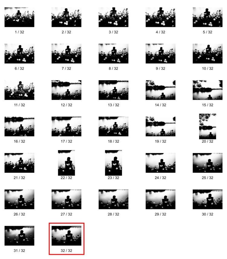 1-hanoi lake eric kim street photography contact sheet