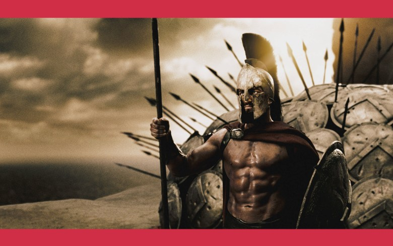 leonidas-wallpaper king 300 spartan