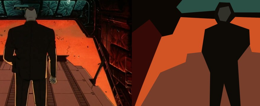 PART I: AKIRA COMPOSITION/CINEMATOGRAPHY/COLOR COMBINATIONS