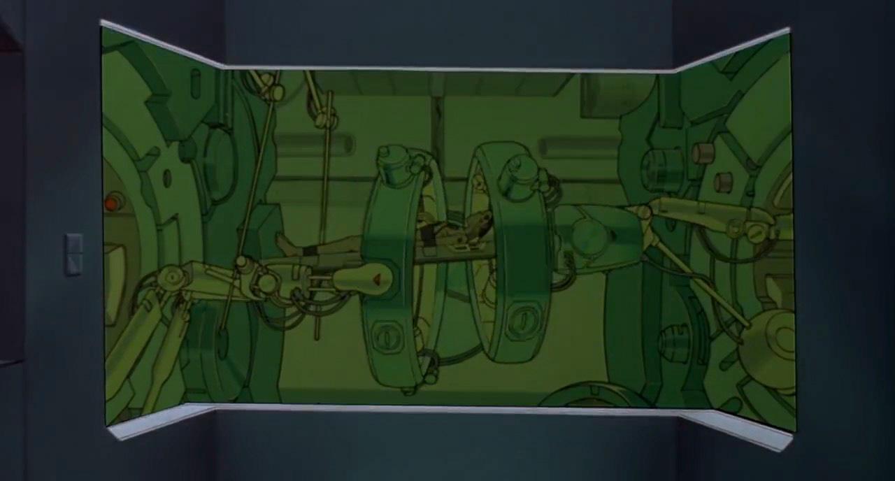 AKIRA Screenshot Movie Composition Cinematography234