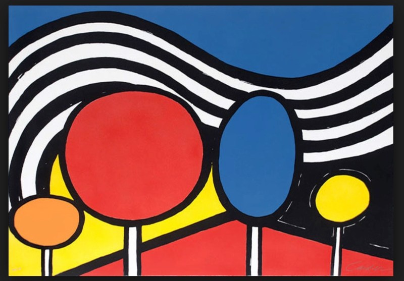 ALEXANDER CALDER BMW ART CAReric kim screenshot_871