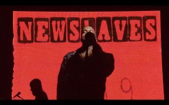 Black Skinhead Kanye West SNL43