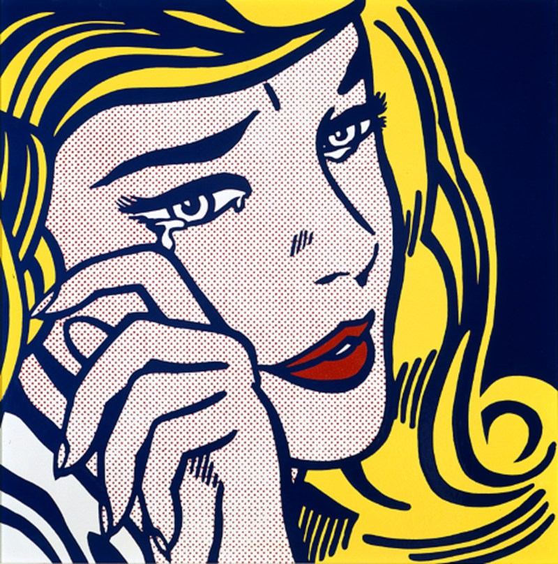 Roy Lichtenstein art 215