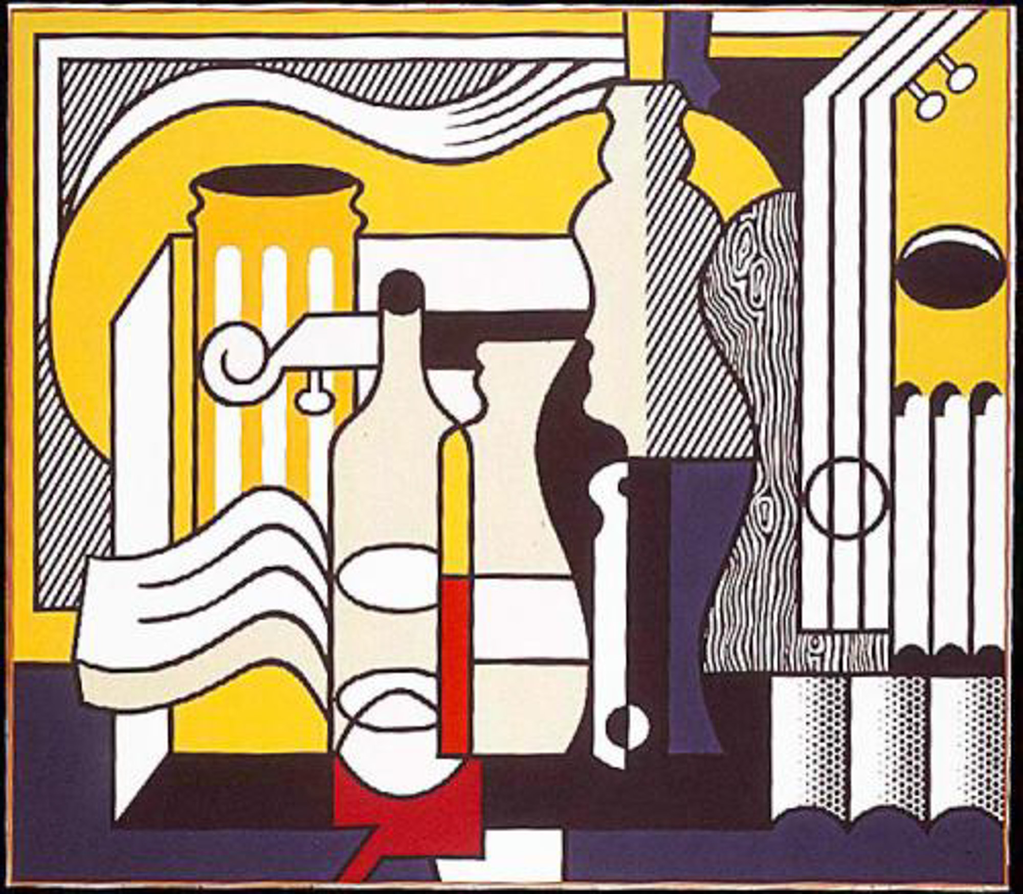 Roy Lichtenstein art 234