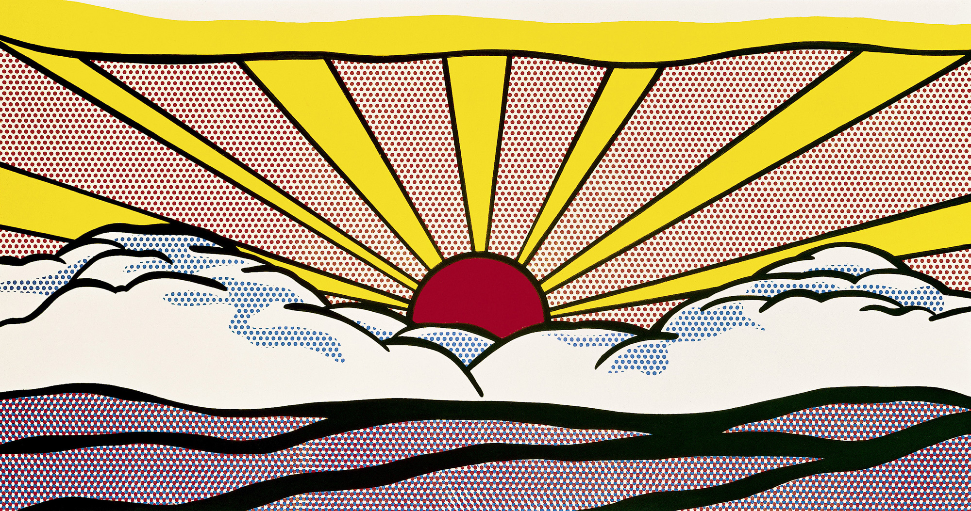Roy Lichtenstein art 236