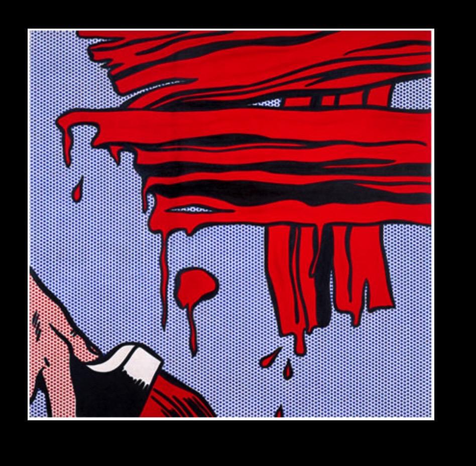 Roy Lichtenstein art9