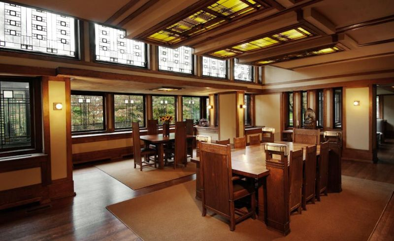 26 lessons frank lloyd wright has taught me about art Frank lloyd wright the rooms interiors and decorative arts
