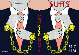 suits eric kim cover