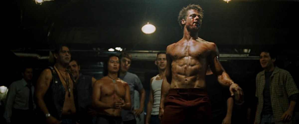 10 LIFE LESSONS FROM FIGHT CLUB