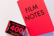 FILM NOTES x JCH STREET PAN