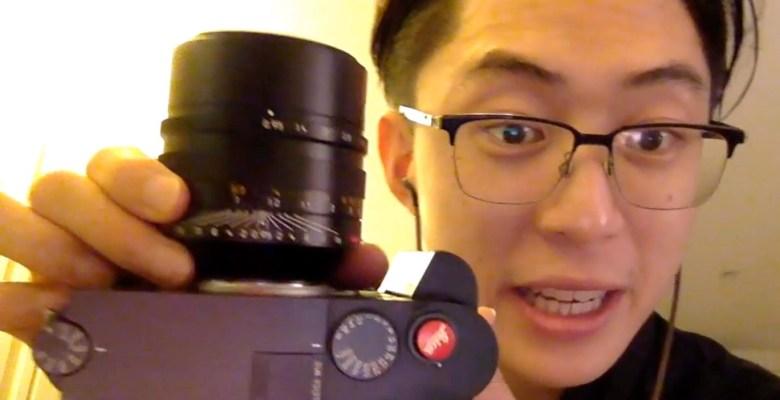 leica m10 eric kim noctilux .95 50mm