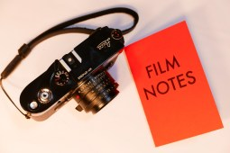 LEICA MP x FILM NOTES