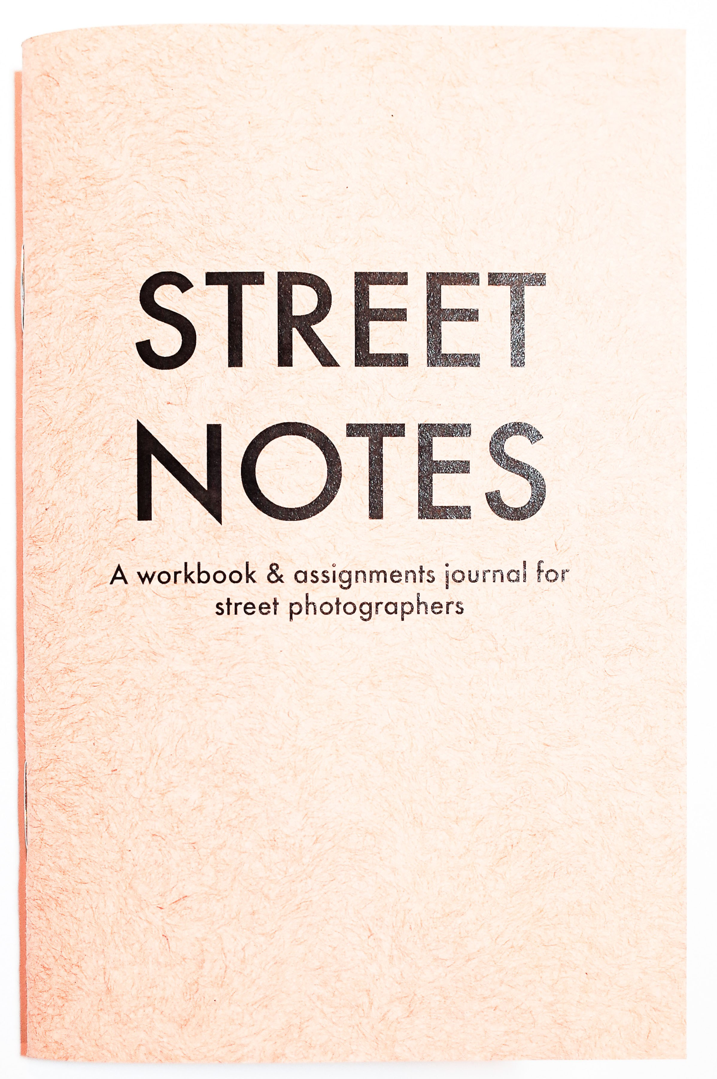 Street Notes by Cindy Nguyen