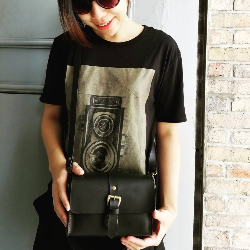 SAIGON SATCHEL x VITRUVIAN CAMERA WOMEN ARTWEAR