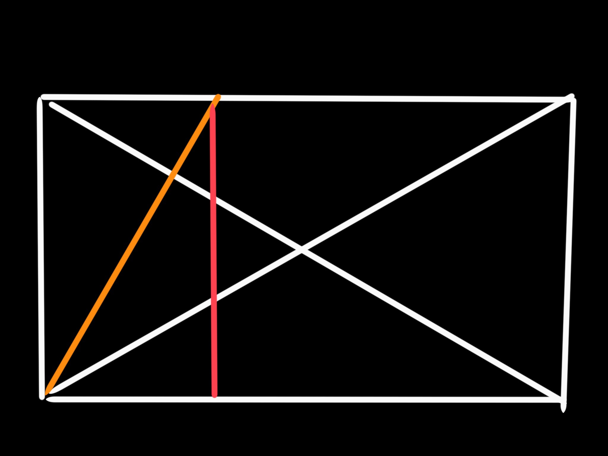 Diagonal grid