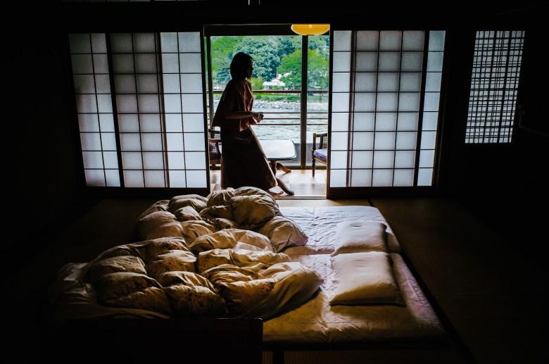 Ryokan. Uji, Kyoto 2017