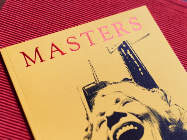 Learn From the Masters Book: First Edition
